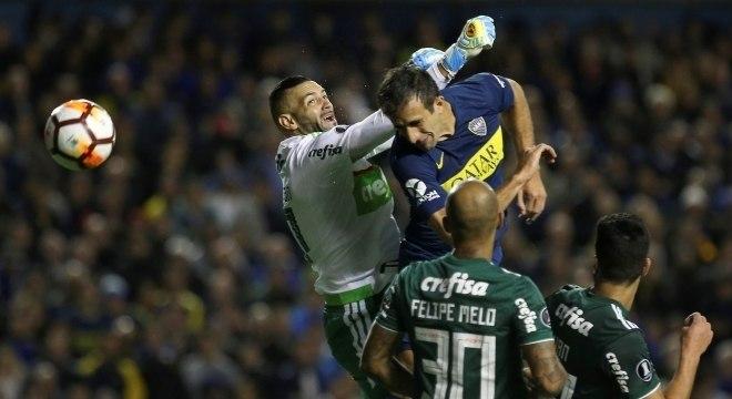 0313ca583c9e7 Apenas dois times reverteram dois gols em semifinal de Libertadores ...