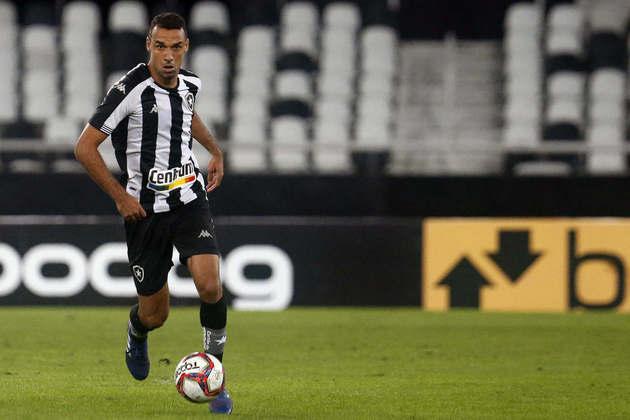 O Botafogo chegou ao quinto jogo seguido sem vencer. Na noite desta terça-feira, o Goiás derrotou o Alvinegro Carioca por 2 a 0, no Estádio Nilton Santos, em partida válida pela 13ª rodada da Série B. A seguir, confira as notas (por João Alexandre Borges – joaoborges@lancenet.com.br):