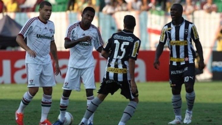 O Botafogo deu o troco no Carioca do ano seguinte, garantindo o título com uma vitória por 1 a 0, com um gol de Rafael Marques