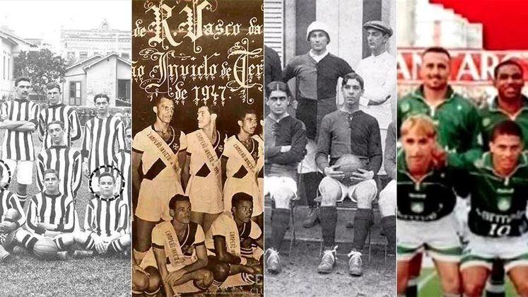 O Botafogo é detentor de um feito histórico: a maior goleada de um clube brasileiro. Porém, todos os times guardam lembranças de momentos nos quais estiveram inspirados em campo. Do Glorioso do início do século XX, passando pelo Palestra de Minas, por um início retumbante do Flamengo no futebol, pelo avassalador Expresso da Vitória até chegar ao grandioso Palmeiras de 1999, o LANCE! recorda as goleadas dos clubes de projeção no cenário nacional.