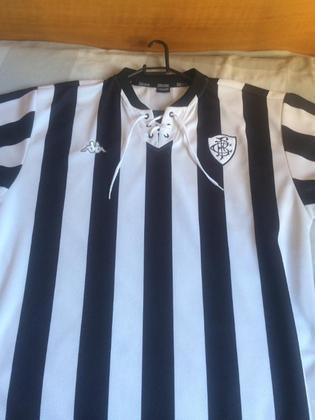 O Botafogo lançou camisa com o símbolo do Botafogo Football Club em 2004, no ano do centenário do futebol do clube. A camisa foi usada em um amistoso contra o Grêmio.