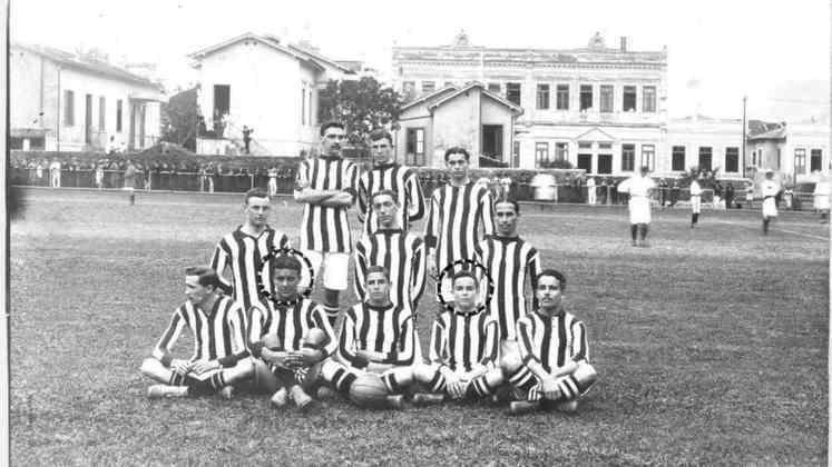 O Botafogo ostenta a maior goleada da história do futebol: 24 a 0 sobre o Mangueira. O feito ocorreu em 30 de abril de 1909, pelo Campeonato Carioca.