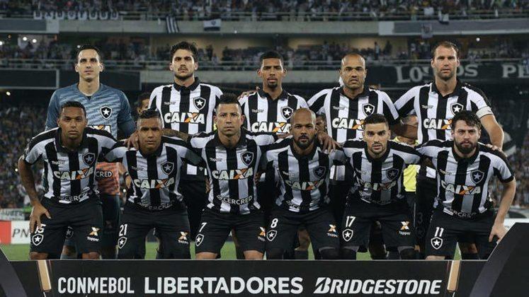 O Botafogo também se destacou na Copa do Brasil de 2017, caindo apenas nas semi finais. Joel Carli, é claro, foi um dos líderes do sistema defensivo e da equipe como um todo.