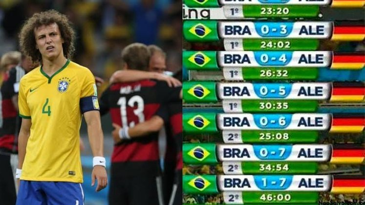O Brasil ainda sonhava com a conquista da Copa do Mundo dentro de casa. Mal sabíamos o que estava por vir...