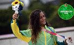 O Brasil conquistou mais uma medalha na Olimpíada de Tóquio. A fadinha Rayssa Leal brilhou no skate street e conquistou a medalha de prata e foi a grande estrela do dia. A madrugada ainda teve surfe, vôlei, basquete e muito mais. Confira o resumo do LANCE!.