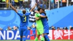 COPA #DIA9: Brasil vence, Neymar desabafa e Argentina 'respira' ()