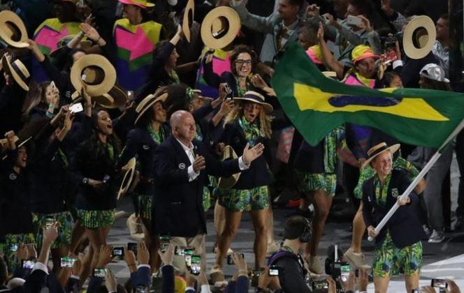 O Brasil esteve presente em 22 edições dos Jogos Olímpicos até hoje e conquistou 128 medalhas. Ao todo, 2.053 atletas representaram o país na competição. Veja outras curiosidades sobre o assunto!