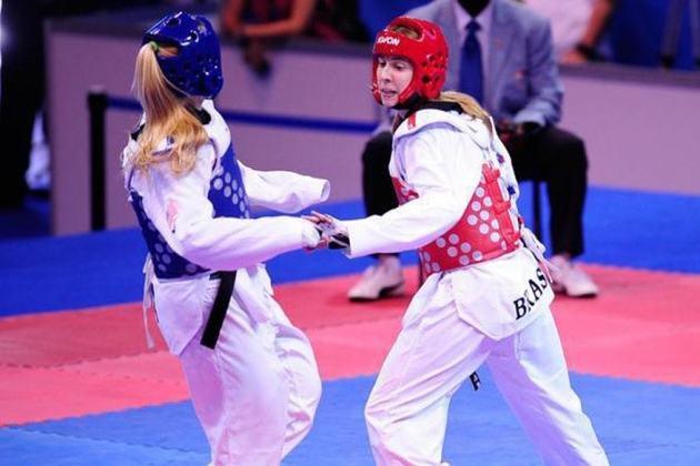 O Brasil tem duas medalhas olímpicas no taekwondo. Natalia Falavigna (foto) obteve a primeira, nos Jogos de Pequim 2008, quando foi bronze na categoria Acima de 67kg. Já Maicon Siqueira ficou em terceiro lugar na categoria Acima de 80kg na edição do Rio de Janeiro, em 2016.