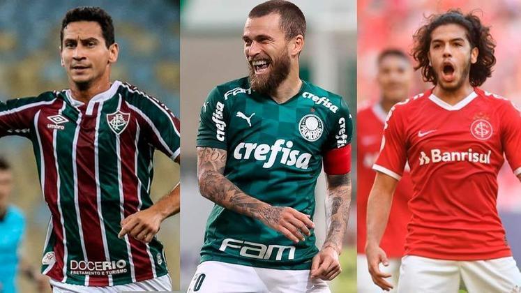 O Brasileirão 2021 chegou à sua décima rodada, e enquanto vários jogadores já completaram sete jogos e não podem mais trocar de clube, outros tantos vêm recebendo poucas oportunidades e ainda têm a oportunidade de se transferir. Conheça alguns deles: