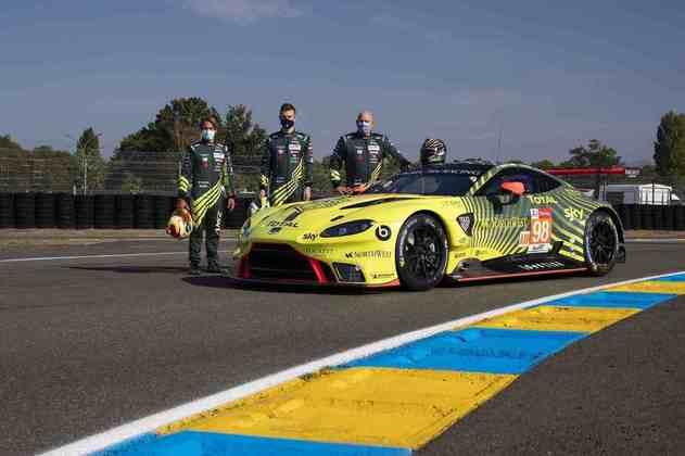 O brasileiro fez a estreia no time em Spa, no último mês, e vai dividir o carro com Paul Dalla Lana e Ross Dunn