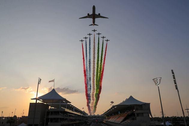 O BRIEFING deu notas ao GP de Abu Dhabi e os pilotos envolvidos. Confira na galeria.