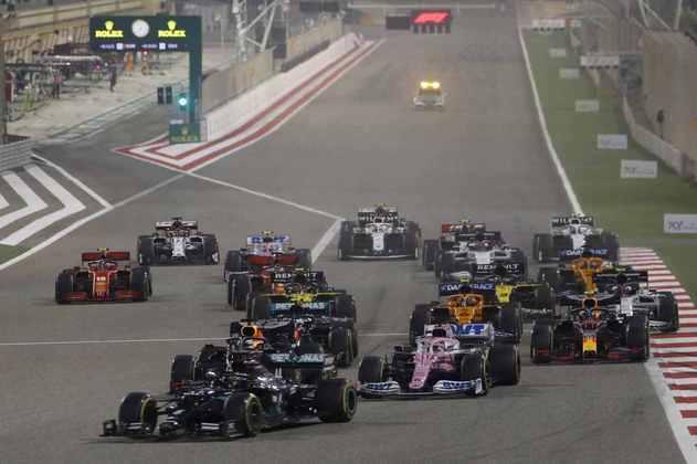 O Briefing, programa do GRANDE PRÊMIO, deu nota para todos os pilotos do GP do Bahrein. Confira: (Por GRANDE PRÊMIO)