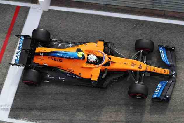 O britânico lamentou a falta de ultrapassagens no circuito italiano