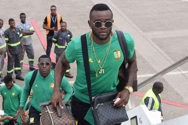 O camaronês Joel é um dos nomes da África mais conhecidos no país. Passou por Londrina, Coritiba, Cruzeiro, Santos, Botafogo e Avaí. Atualmente atua no futebol português