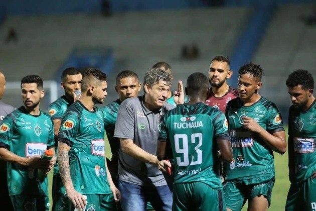 O Campeonato Amazonense foi dado como encerrado ainda em março em reunião entre a Federação do estado e os oito clubes participantes. Ainda não há definição sobre campeão e rebaixados.