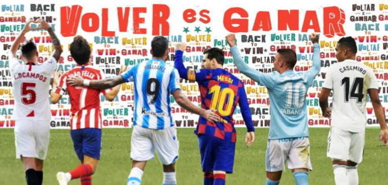 O Campeonato Espanhol 2020/2021 já está pronto para voltar! Confira aqui quais serão os jogos desse final de semana, o calendário apertado, craques, novidades e reforços, além da nova bola da competição!