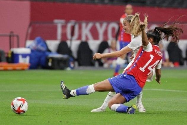 O Canadá venceu o Chile por 2 a 1 pela segunda rodada do Grupo E. Beckie foi o destaque da partida e marcou os dois gols das canadenses. As chilenas descontaram de pênalti.