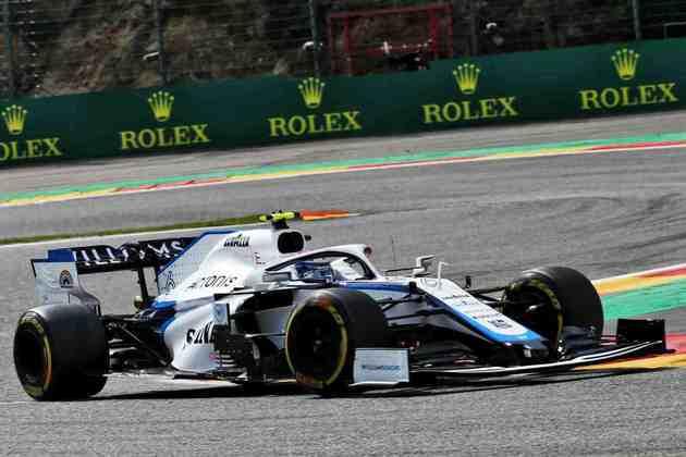 O canadense segue sem pontuar em sua primeira temporada na Fórmula 1