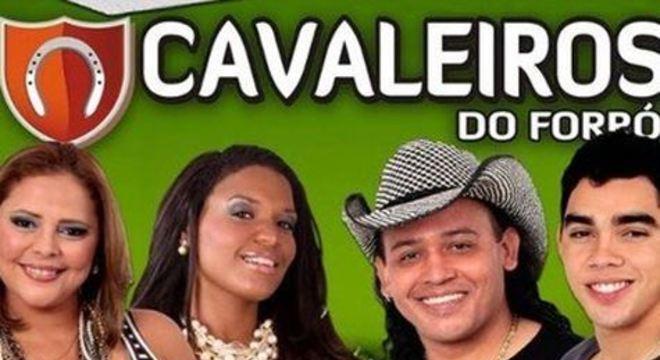 O cantor Gabriel Diniz foi vocalista do grupo Cavaleiros do Forró de 2010 a 2011