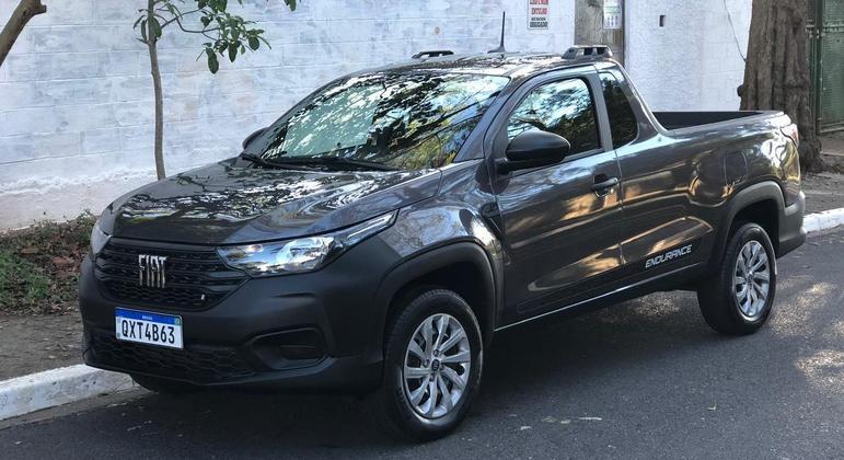 Fiat vendeu mais de 9 mil unidades da Strada