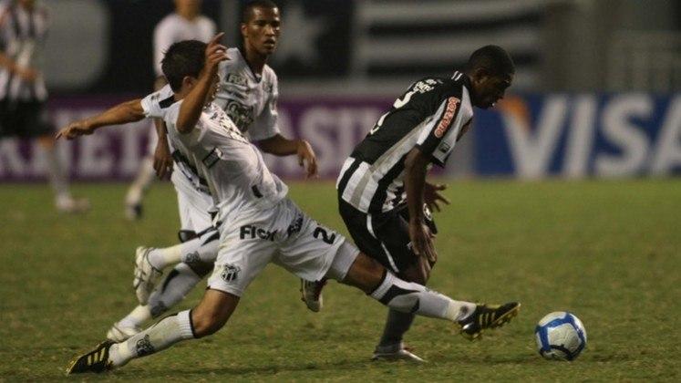 O Ceará assumiu a 2ª colocação do Brasileirão de 2010 na 5ª rodada. O Vozão se manteve na vice-liderança até a 8ª rodada, mas acabou a competição como 12º colocado.