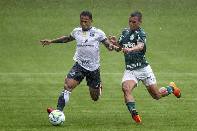 O Ceará levou 3 a 0 do Vasco em agosto pelo Brasileiro e 3 a 0 do Palmeiras na Copa do Brasil em novembro. Vale mencionar, ainda, dois resultados: 4 a 2 para o Bragantino e novo 4 a 2 para o Grêmio