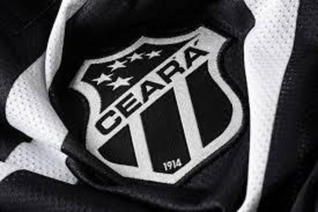 O Ceará tem as cinco estrelas no escudo que representam o pentacampeonato cearense de 1915 a 1919.