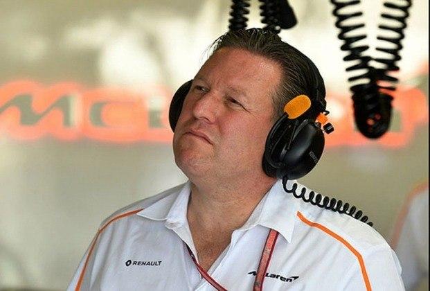 O CEO da McLaren, Zak Brown, teme a saída de quatro equipes se a crise do coronavírus não for bem abordada. A própria McLaren já reduziu salários e suspendeu contratos de funcionários.
