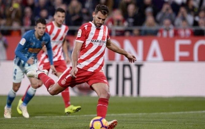 O CFG adquiriu em 2017 44, 3% das ações do Girona, clube modesto da Espanha. Os valores não foram revelados.