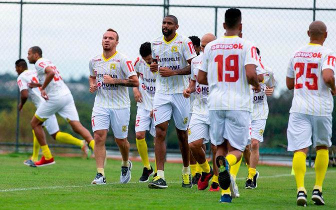 O clube da capital não disputa a Série A desde 2005 e está atualmente na Série D do Brasileiro.