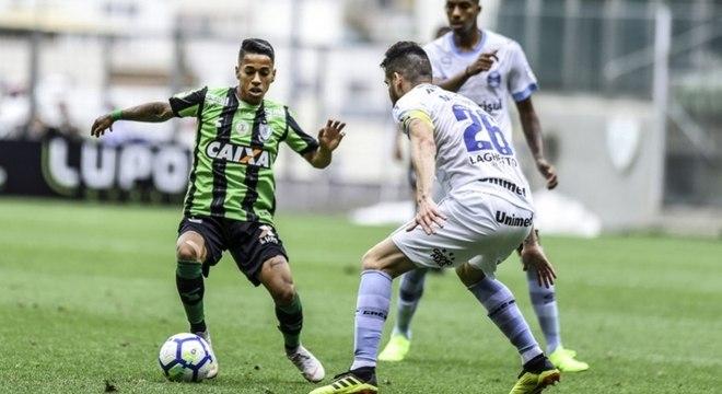 52cf9dcf74 América-MG fica no empate com Grêmio se complica no Brasileiro ...