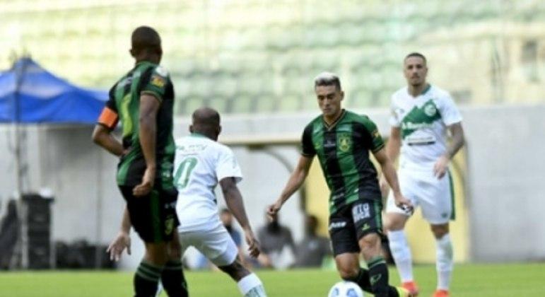 O Coelho segue sem vencer em sua volta à primeira divisão nacional