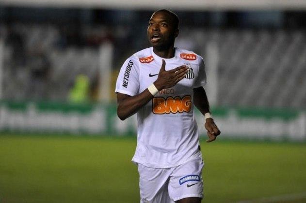 O colombiano Rentería chegou ao Santos com expectativas, mas não correspondeu. Fez somente dois gols na sua passagem.