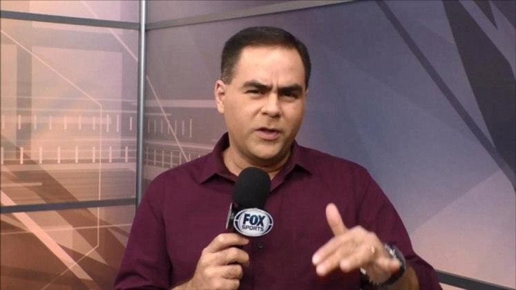 O comentarista Eugênio Leal renovou com a emissora e segue trabalhando nos canais do grupo Disney.