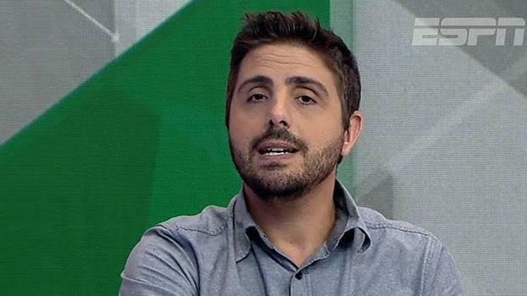 O comentarista Jorge Nicola deixou os canais ESPN em fevereiro de 2021.