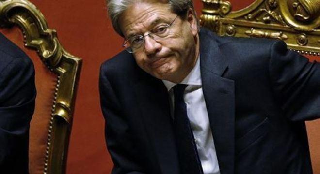O comissário europeu da Economia, Paolo Gentiloni, disse que o surto do Covid-19