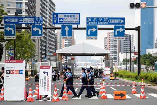 O Comitê Organizador de Tóquio 2020 revelou que mais 19 casos de Covid-19 foram confirmados, sendo três atletas. Ao todo, o número de infectados entre pessoas credenciadas para a Olimpíada de Tóquio subiu para 110.