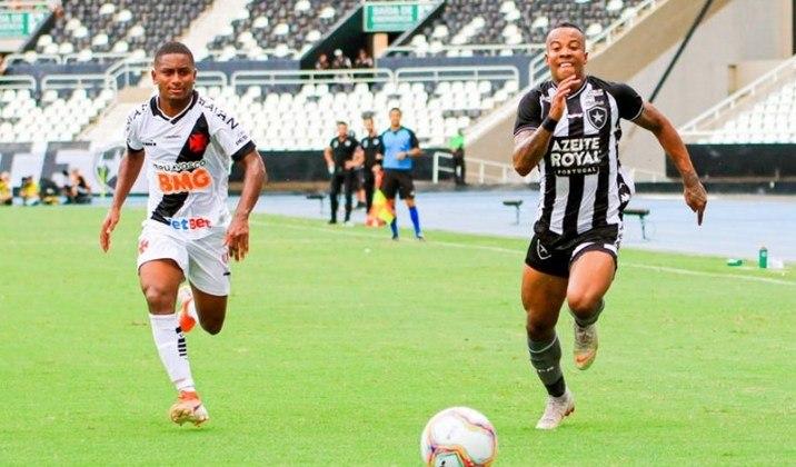 O confronto entre Botafogo x Vasco tem larga vantagem do Cruzmaltino, que venceu o Fogão em 142 jogos. Já o rival ganhou 91 vezes. Em relação aos empates, são 98 igualdades na história.