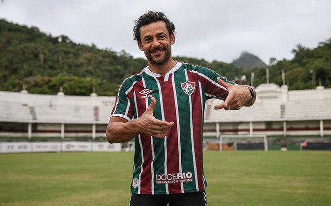 O contrato de Fred é válido até o dia 21 de julho de 2022, aniversário de 120 anos do Fluminense.