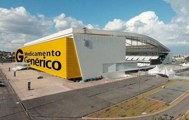 O Corinthians anunciou na madrugada desta terça-feira (1o novo nome do seu estádio: Neo Química Arena. A parceria com o laboratório farmacêutico fez sucesso nas redes sociais, inspirando memes de torcedores e também dos próprios corintianos. Confira na galeria!