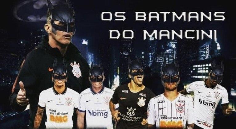 O Corinthians atropelou o Fluminense na noite desta quarta-feira e deixou os torcedores alvinegros otimistas. Nos memes, o