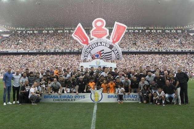 O Corinthians completa 110 anos de vida nesta terça-feira. Com isso, o LANCE! mostra os títulos conquistados pelo clube desde o ano do centenário, comemorado em 2010. Teve título paulista, brasileiro e a tão sonhada Libertadores. Relembre na galeria!