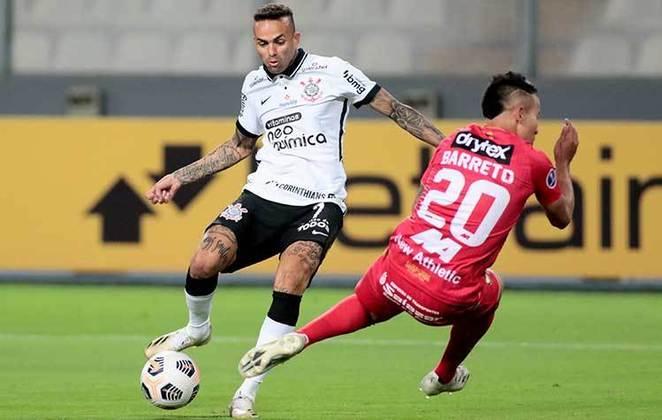 O Corinthians conquistou a sua primeira vitória na Copa Sul-Americana, ao bater o Sport Huancayo (PER), por 3 a 0, fora de casa, nesta quinta-feira (7), pela terceira rodada do grupo E do torneio. Destaque para Luan, que anotou dois dos três tentos corintianos na partida. Confira as notas corintianas do duelo.