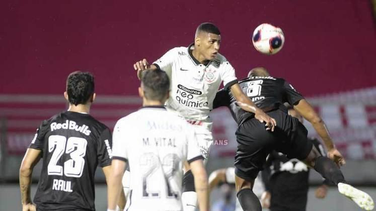 O Corinthians empatou com o RB Bragantino na noite deste domingo, pela 1ª rodada do Paulistão 2021, pelo placar de 0 a 0, no estádio Babu Abi Chedid. Cássio foi o destaque da partida com ótimas defesas e impedindo que o zero saísse do marcador. Confira as notas do Corinthians no LANCE! (por Redação São Paulo)