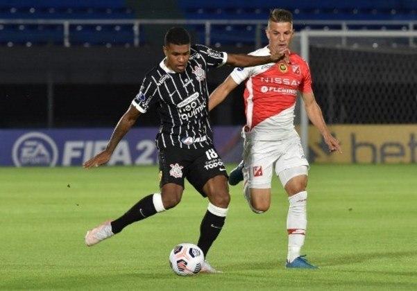 O Corinthians foi muito mal na sua estreia na Copa Sul-Americana. Contra o River Plate (PAR), que é lanterna do campeonato paraguaio, pouco conseguiu agredir e empatou sem gols com o River Plate (PAR).