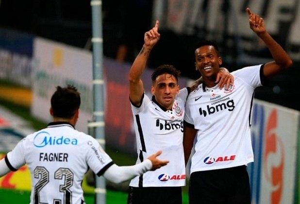 O Corinthians goleou o Fluminense na noite desta quarta-feira, pela 28ª rodada do Brasileirão, por 5 a 0, na Neo Química Arena. O time foi como um todo muito bem e  Confira as notas do Corinthians no LANCE! (por Redação São Paulo)