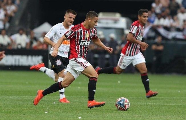 O Corinthians mais uma vez foi campeão em 2019. Depois de empatar por 0 a 0 no Morumbi, o São Paulo foi até Itaquera e perdeu por 2 a 1. Mais uma vez o título escorreu pelas mãos.