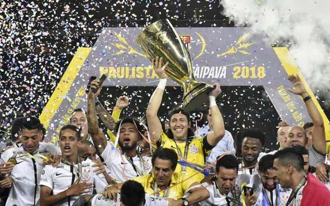 O Corinthians não parou por aí. Na temporada de 2018, a equipe foi bicampeã paulista, derrotando o Palmeiras, em pleno Allianz Parque em uma final polêmica, decidida nos pênaltis.