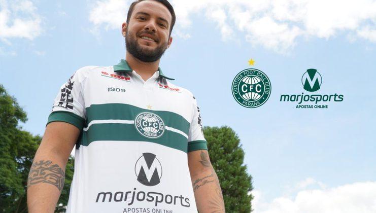 O Coritiba, que jogará a Série A em 2020, anunciou a MarjoSports como a nova patrocinadora master. Os valores do acordo não foram divulgados.