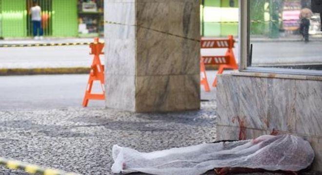 O crime aconteceu na tarde desta quarta-feira (4), no Centro da Capital pernambucana
